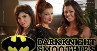 The Dark Knight Rises Superfood Smoothie, Feast of Fiction Ep. 20