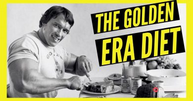 The Golden Era Diet | Arnold and More