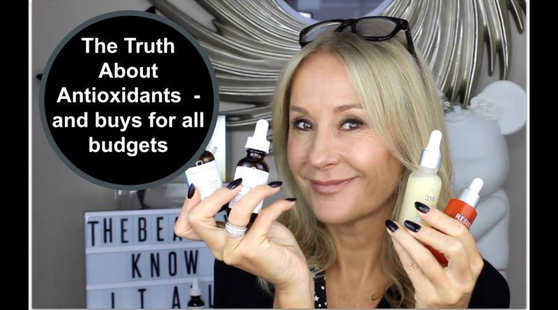 The Truth About Antioxidant Skincare - Nadine Baggott