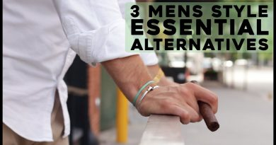 Top 3 Alternatives to Mens Lifestyle Essentials | Off Topic