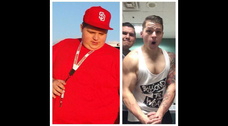 Weight Loss Motivation (360-190 pounds)