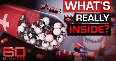 What's really inside your vitamins and supplements   60 Minutes Australia