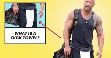 Why Are Men Wearing Dick Towels? | Get A Grip With Randall Otis | Men's Health