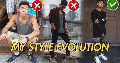 the Phases in men's fashion | How my style changed