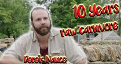 10-year RAW CARNIVORE Derek Nance   a decade on RAW MEAT