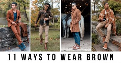 11 Ways to Wear Brown This Fall | Men's Fashion | Levitate Style