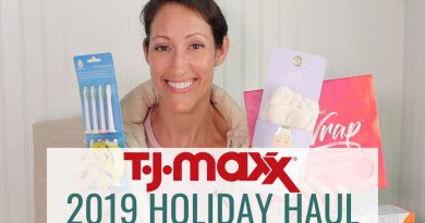 2019 TJ Max Holiday Beauty & Skin Care Gift Haul - $15 or Less!! Cheap Holiday Gift Ideas