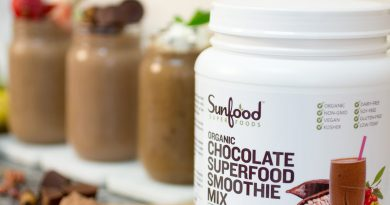 3 Chocolate Superfood Smoothie Recipes