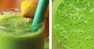4 Green Smoothie Recipes That Actually Taste Great - Weight Loss Smoothies