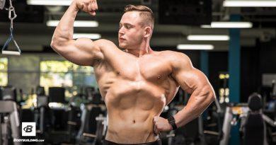 5 Exercises Every Teen Bodybuilder Must Do | Hunter Delfa