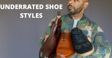 5 Most Underrated Men's Shoe Styles