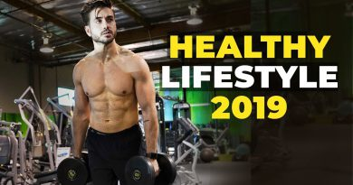 5 Ways to Start a Healthy Lifestyle in 2019 | How to be Healthy | Alex Costa