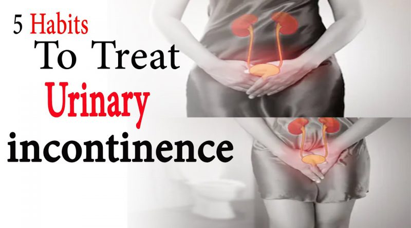 5 habits to treat urinary incontinence | Natural Health