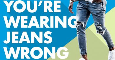 6 Ways You're Wearing Jeans Wrong | Men's Jeans Style Tips
