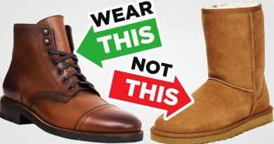 7 Rules To PROPERLY Match Boots With Your Outfit... & 3 BIG Mistakes To Avoid!