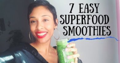 7 Simple Superfood Smoothie Recipes