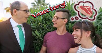 7-year VEGAN EATS FIRST STEAK | did Dr. Greger sterilize Jason Pizzino?