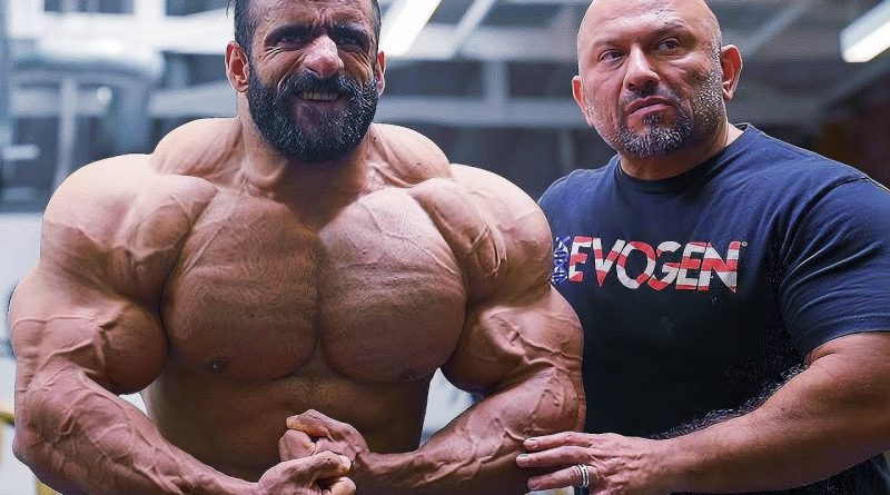ALL PROGRESS TAKES PLACE OUTSIDE THE COMFORT ZONE - Bodybuilding Motivation 2020