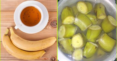 Amazing Health Benefits Of Drinking Banana Tea, Banana Tea Recipe