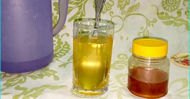 Amazing Health Benefits Of Drinking Honey And Warm Water Every Morning