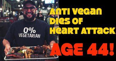 Anti-Vegan Chef Carl Ruiz Dies Of Heart Attack