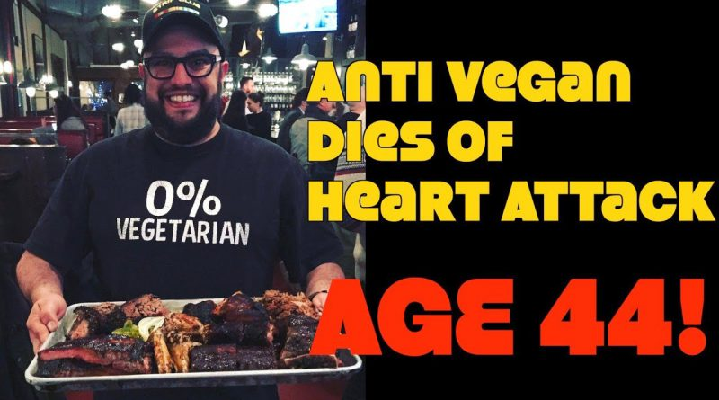 Anti-Vegan Chef Carl Ruiz Dies Of Heart Attack