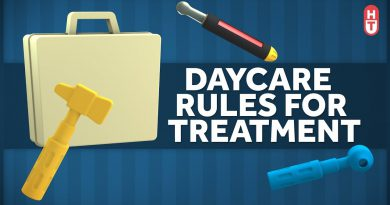Are Daycare Rules Driving Overtreatment of Kids