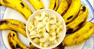 Bananas Nutrition Facts, Evidence based Health Benefits Of Bananas
