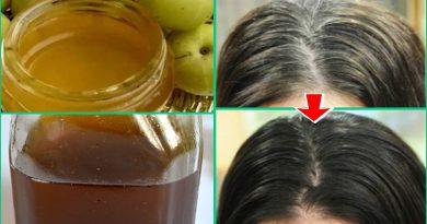 Best Homemade Hair Oils For Gray Hair