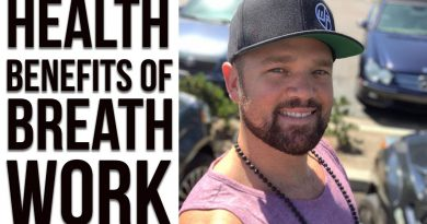Breath Work as a Stress Reduction Tool w/ Josh Trent