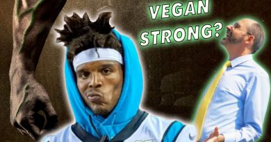 Cam Newton's NFL career RUINED by VEGAN DIET?