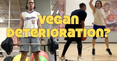 Can An Old Vegan Guy Compete w/ Young Gym Rats?
