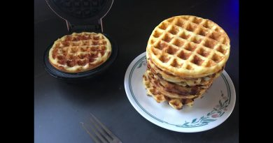 Carnivore Hack: Chaffles (egg and cheese waffles) - LIVE Excerpt