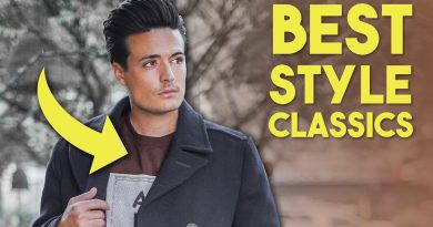 Classic Winter Essentials Every Guy Should Own | Mens Style & Fashion