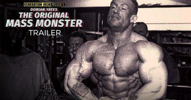 Dorian Yates: The Original Mass Monster - Official Release Trailer (HD) | Bodybuilding Documentary