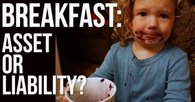 Eating Breakfast VS Fasting 'Till Dinner (study review)
