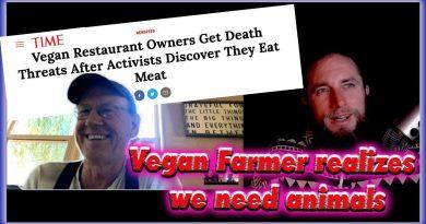 Ex-Vegan turns to Regenerative Farming using ANIMALS | Matthew Engelhart of Cafe Gratitude
