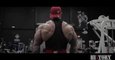 Flex Lewis Mr. Olympia Documentary   Ed.Júnior Bodybuilding