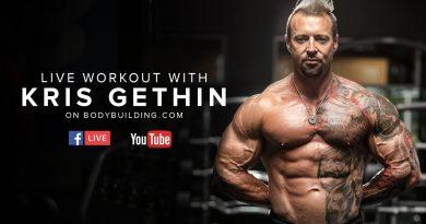Full Body Circuit Training Workout | Kris Gethin