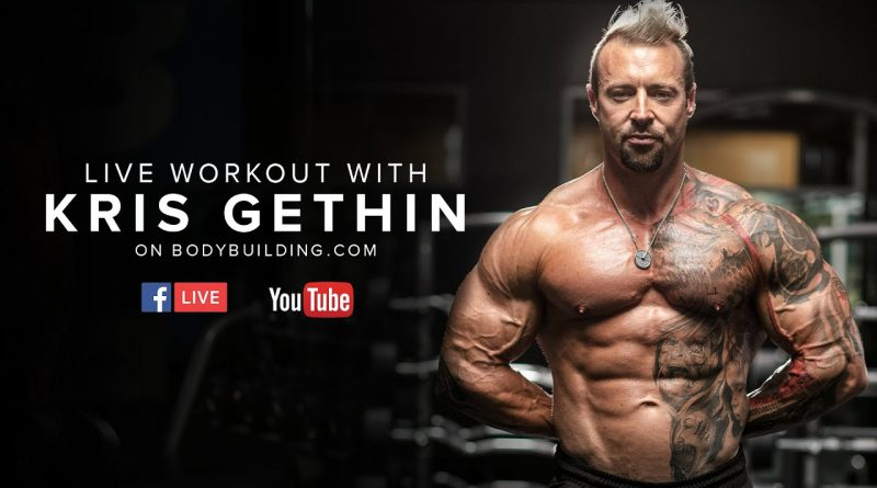 Full Body Circuit Training Workout | Kris Gethin