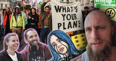 Give poor Billie Eilish, That Vegan Couple, & Extinction Rebellion their VEGAN FUTURE BACK!