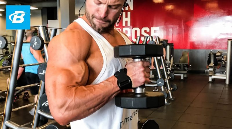 High-Volume Back & Biceps Workout for Mass | Mike Hildebrandt