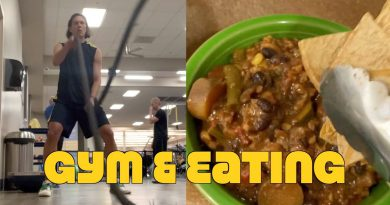 How A 52 Year Old Vegan Trains & Eats In A Day