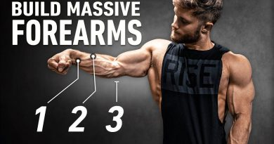 How To Build Huge Forearms: Optimal Training Explained (5 Best Exercises!)
