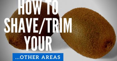 How To Shave/Trim Your Testicles or Balls - Men's Grooming