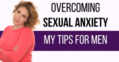 How to Get Over Male Sexual Performance Anxiety (GET IT UP AGAIN!!!)
