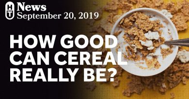 "Is Cereal Really A ""Superfood""?"