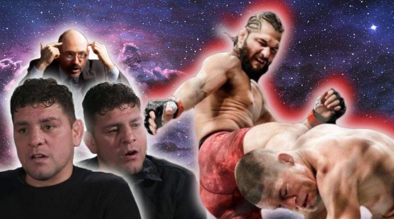 "Is Nick Diaz' ""Vegan"" Diet harming Nate's career? | Veganism = worse than CTE"