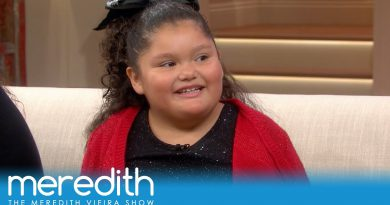 Jazzy's Weight Loss Journey | The Meredith Vieira Show