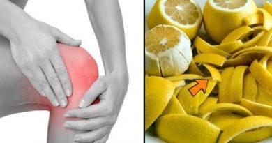 Lemon Peel Recipe For Pain